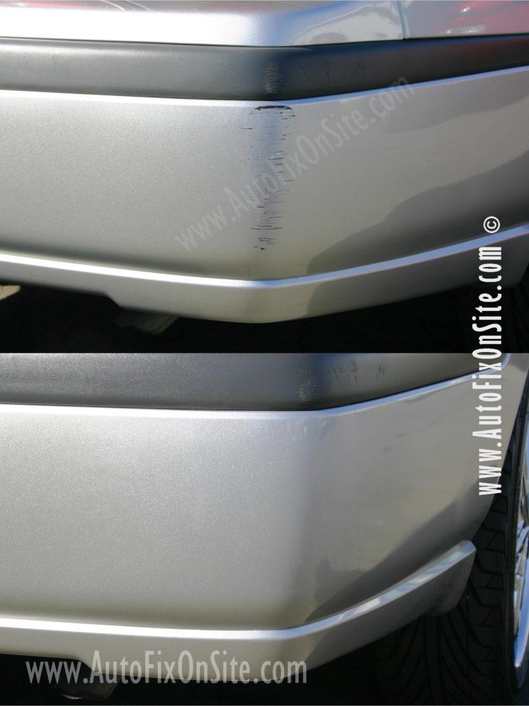 Car Scratch Repair Touch Up Car Paint Repair In Orange County